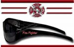 Fire Fighter Sunglasses
