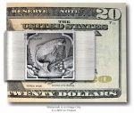 Sportsman Fish Money Clip