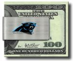 Carolina Panthers Money Clip