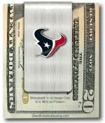 Houston Texans Money Clip