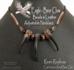 Adjustable Claw Necklace