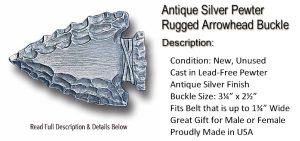 Arrowhead Buckle