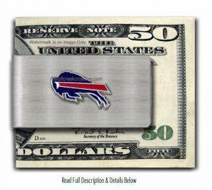 Bills Money Clip