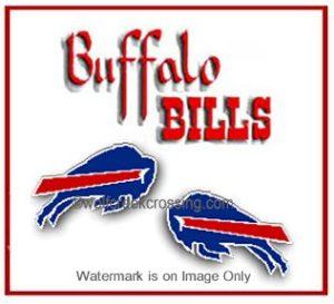 bills post earrings