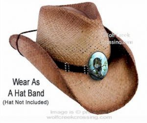 bobcat ridge hat band