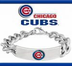 Chicago Cubs MLB Bracelet