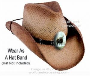 moose hat band
