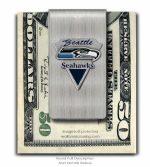 Seahawks Money Clip