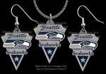 Seahawks Jewelry Set