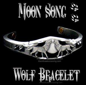 Wolf Moon Song Bracelet