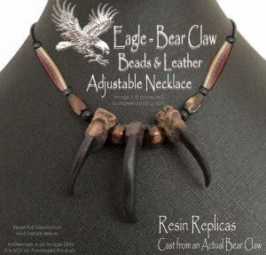 Adjustable Claw Necklace