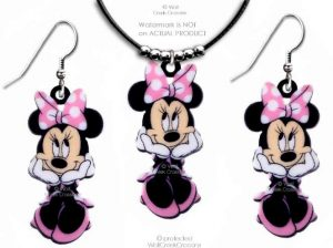 Mouse Jewelry Set