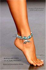 Goddess of the Sea Ankle Bracelet