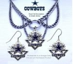 dallas cowboys choker set