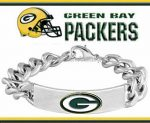 Bracelet Green Bay Packers