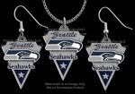 Seahawks Jewelry Set