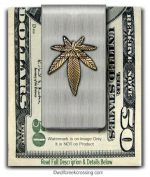 marijuana money clip