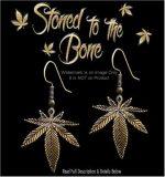 marijuana earrings